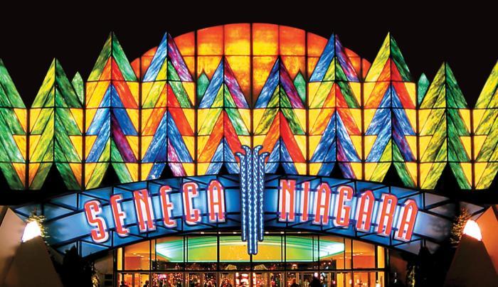 Seneca Resort & Casino front