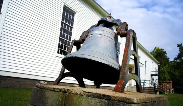 Shaker Heritage Society Bell