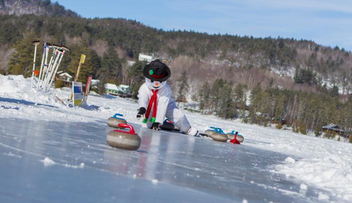 Brant Lake Winter Carnival