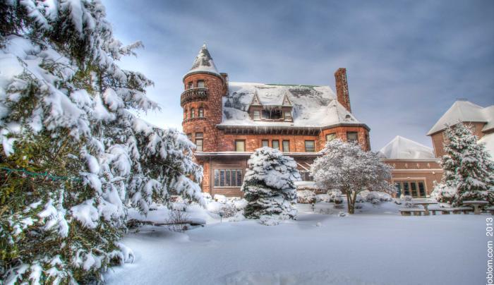Winter Getaway Belhurst Castle