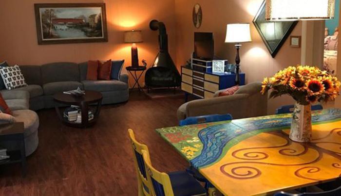 Snug Harbor Living Room