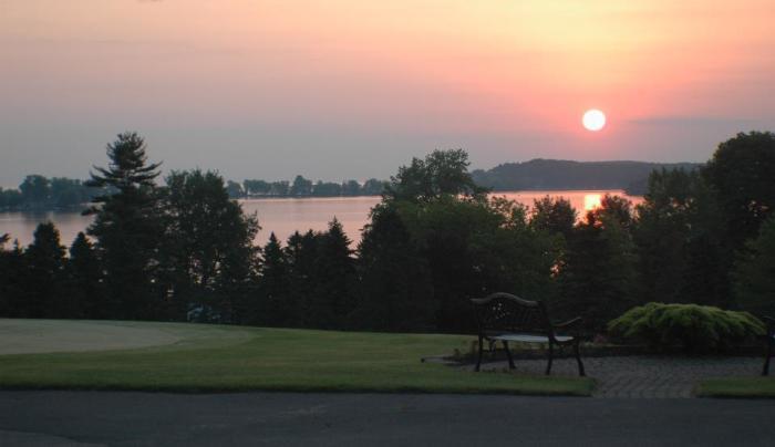 Sodus Bay Heights Sunrise