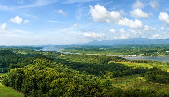Southern View Panorama
