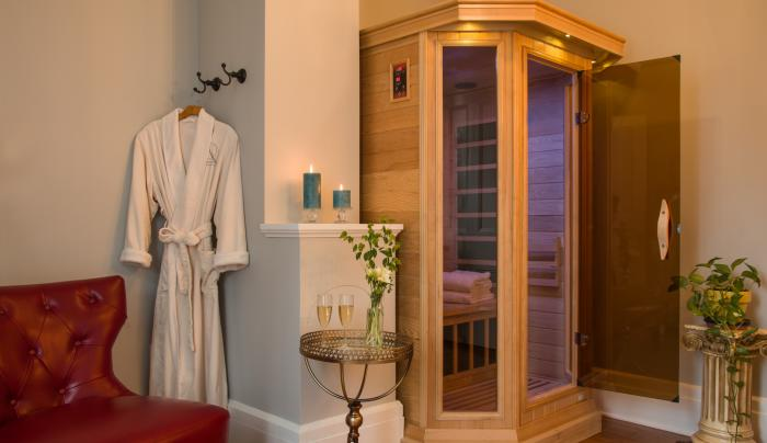 Spa Suite Sauna