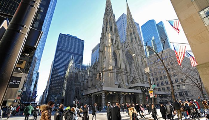 NYS Feed - St. Patrick's Cathedral
