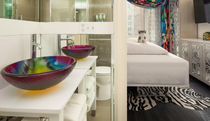 king standard bath