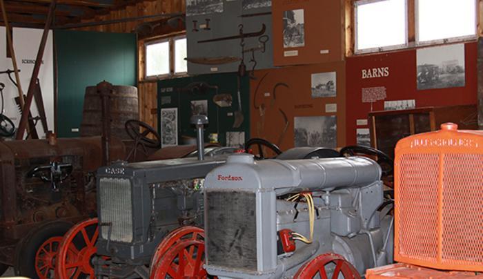 Stone Mills Museum