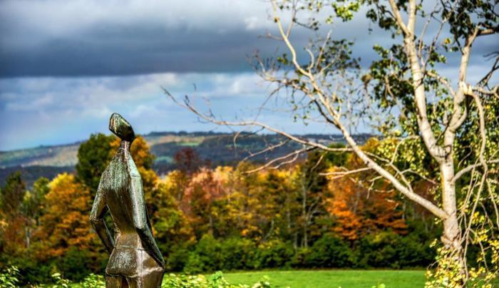 Fall - Stone Quarry Hill Art Park