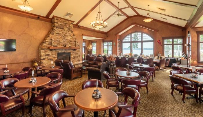 Interior of Stonecutter's Tavern