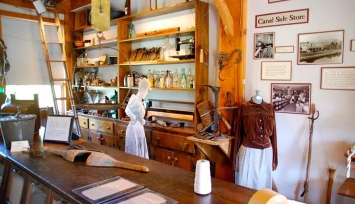 Chittenango Landing Canal Boat Museum - Photo Courtesy of Chittenango Landing Canal Boat Museum