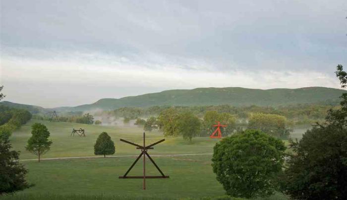 Storm King Art Center View