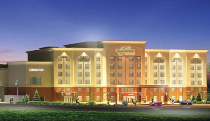 Tioga Downs Casino Hotel