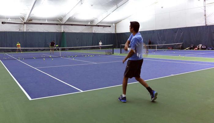 Total Tennis Court
