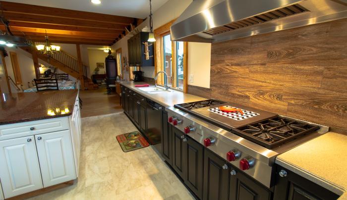 Tenwood Lodge is a Foodie Destination