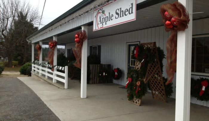 The Apple Shed