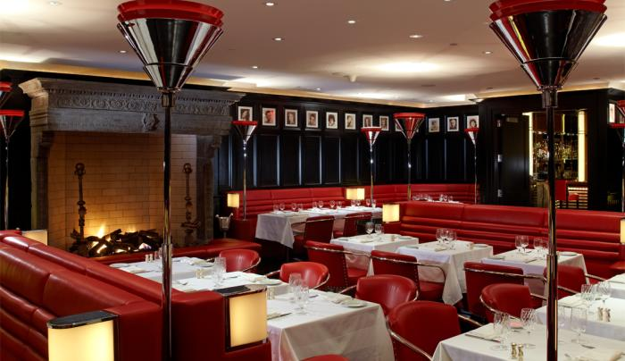 The Lambs Club Restaurant