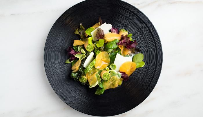 Modern Salad - Photo Credit: Evan SUng