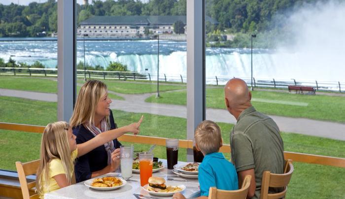 Top of the Falls Restaurant