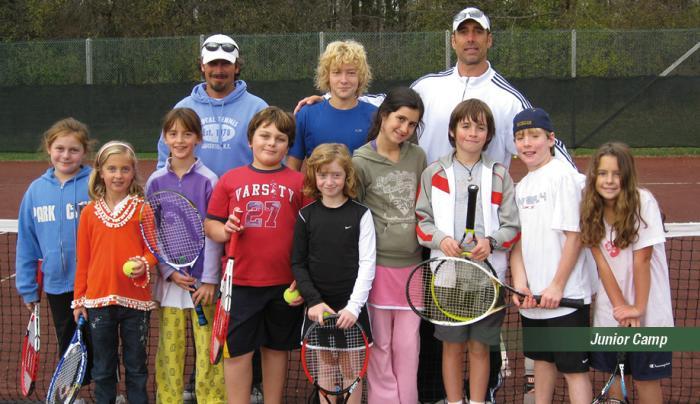 Total Tennis Kids Camp