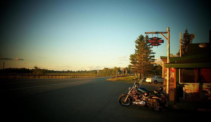 Trail's End Tavern, Tupper Lake, Adirondacks