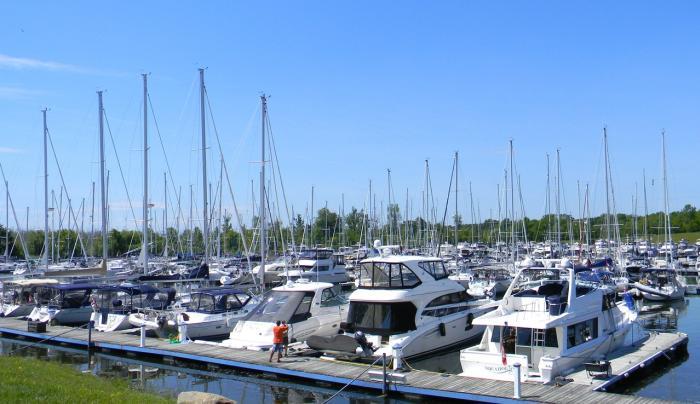 Treadwell Bay Marina & Resort