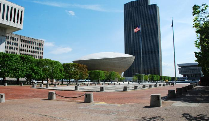 Empire State Plaza