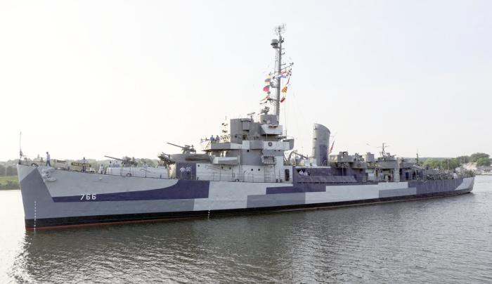 USS Slater 2015