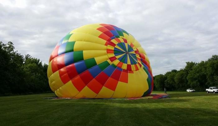 Aiborne Adventures Ballooning Photo Courtesy of Aiborne Adventures Ballooning