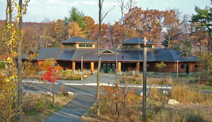Sterling Forest State Park Visitor Center