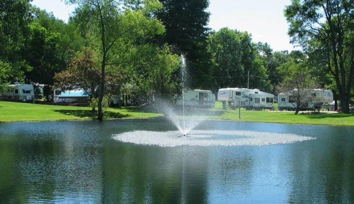 Holiday Hill RV Resort and Campground