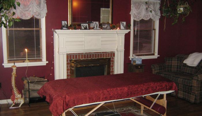 Finger Lakes Wellness Center - treatment room