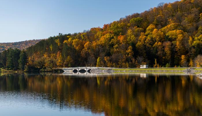 Allegany State Park-Red House Area