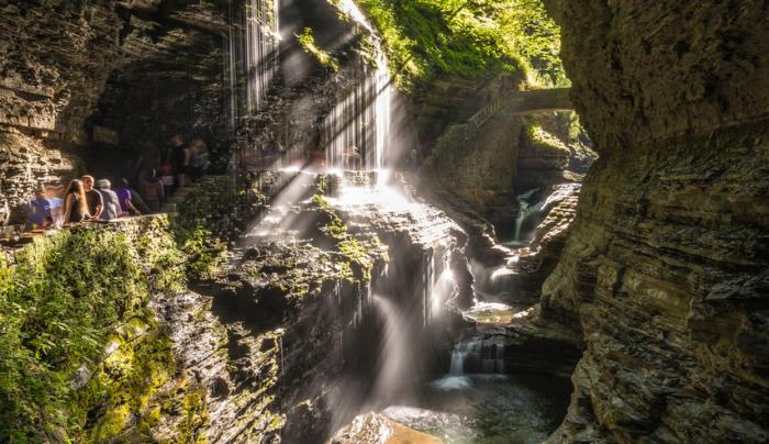 Watkins Glen State Park - Photo Courtesy of Beautiful Destinations