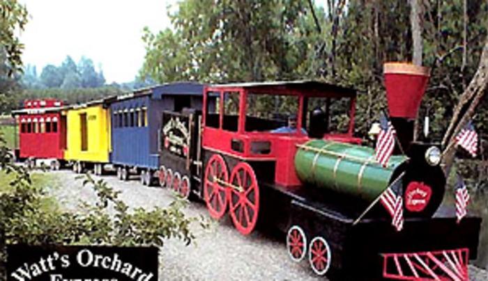 Orchard Express at Watt Farms