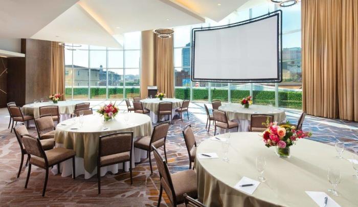 The Westin Buffalo Ballroom Large Screen