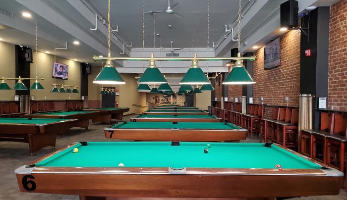 Hard Luck pool hall INT