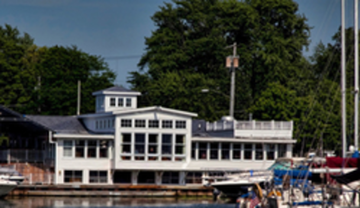 Wilson Boat house