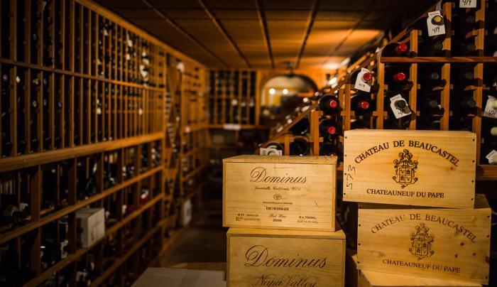 Brewster Inn - Wine Cellar