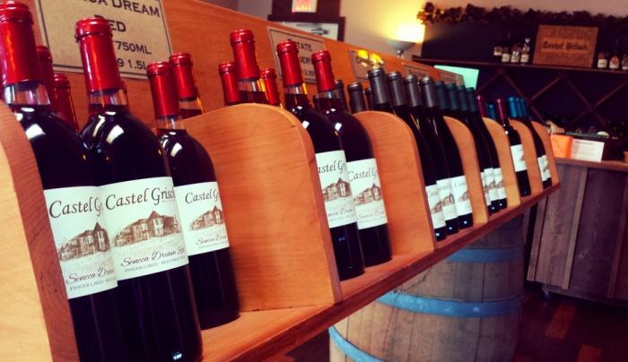 Castel Grisch Winery & Restaurant  Wine