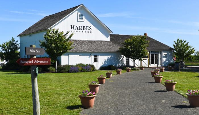 Harbes Wine Barn