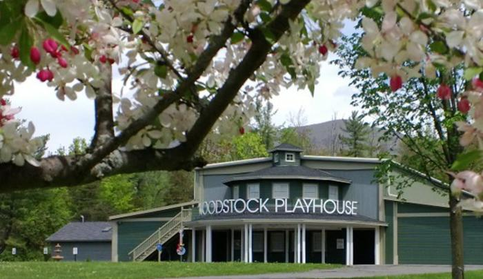 Woodstock Playhouse Spring
