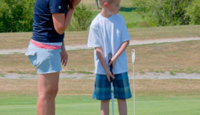 la golf
