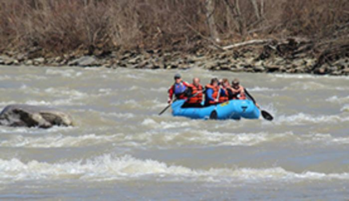 Zoar Valley Rafting