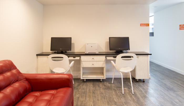 Guest Computer Terminals