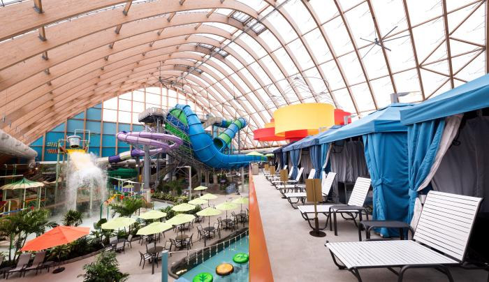 Waterpark Side View