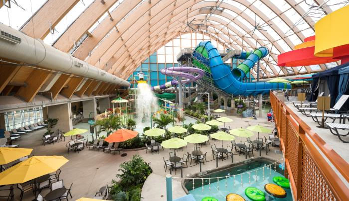 Waterpark Overview