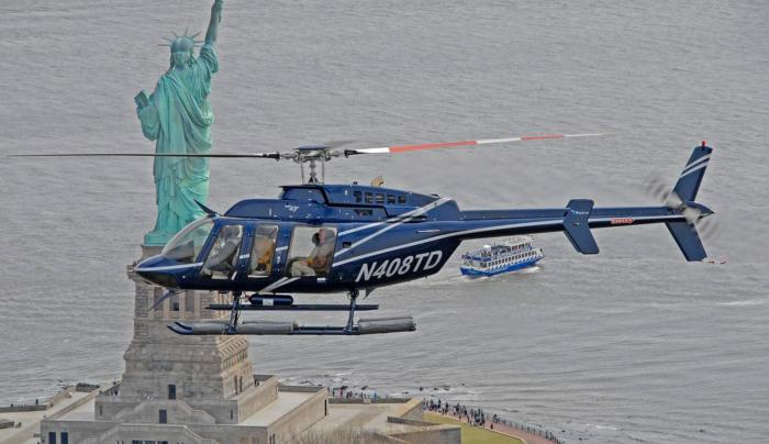 Helicopter Flight Services, Inc.