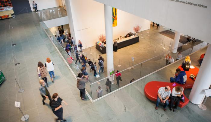 Museum of Modern Art - MoMA, The