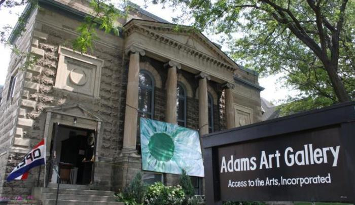 Adams Art Gallery