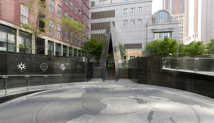 African Burial Ground - Photo by Will Steacy - Courtesy of NYC & CO